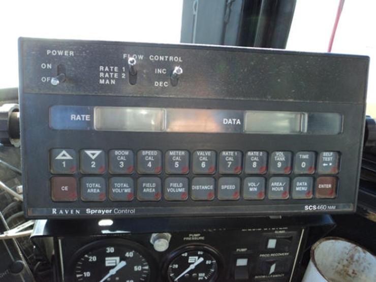 1996 Terra Gator 1603T - Lot #2, Online Only Equipment