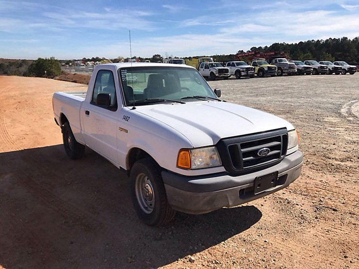 2005 ford ranger lot 129736 villa rica ga equipment auction 12 14 2017 j j kane. Black Bedroom Furniture Sets. Home Design Ideas
