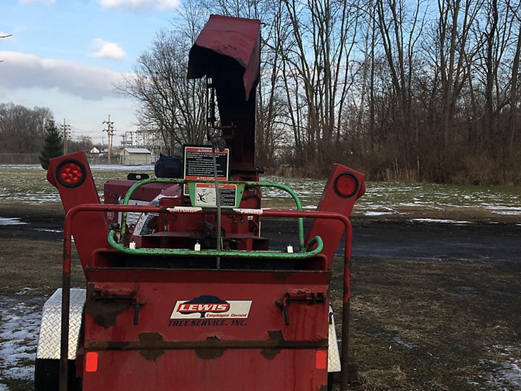2008 Altec DC1217 - Lot #34504, Online Only Equipment Auction, 2/2