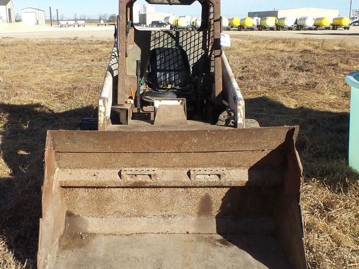 1994 Bobcat 743b Lot Dc0527 Online Only Ag Equipment Auction 1