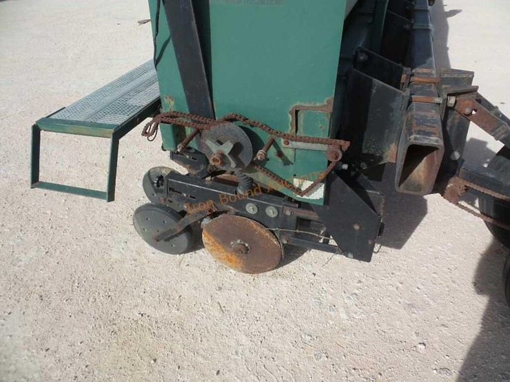 Marliss Seed Drill Lot 2025 Two Day Machinery