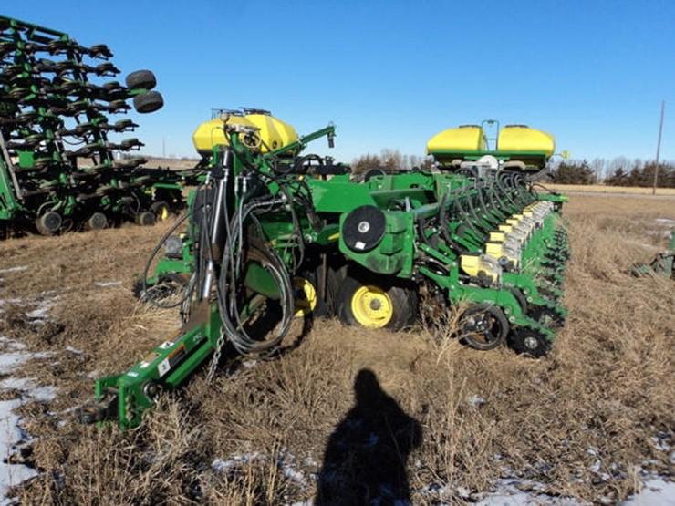 2012 John Deere Db90 Lot 39 Online Only Ag Equipment Auction 2