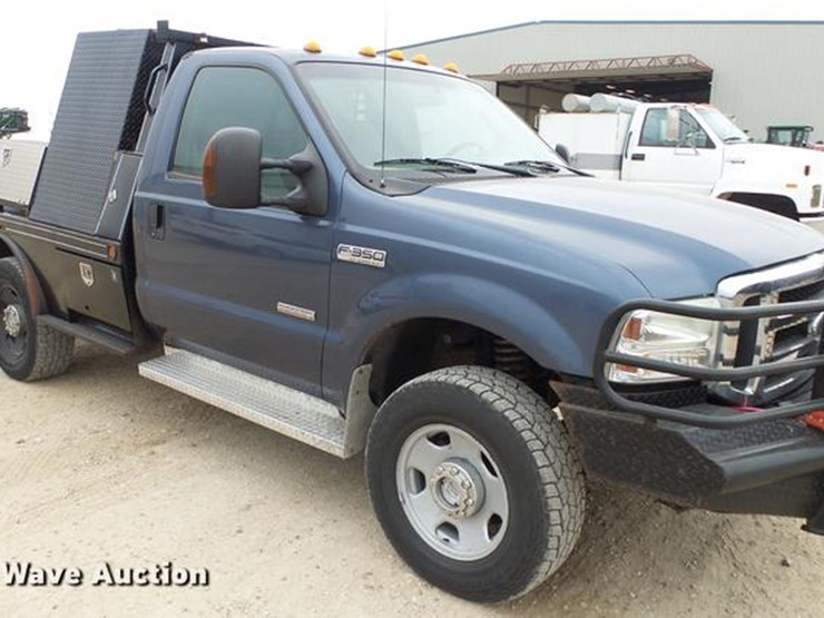 2007 Ford F350 - Lot #DC2350, Online Only Knight Farms Retirement