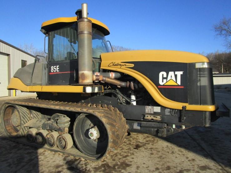 1999 Caterpillar 85E - Lot #1749, No Reserve Consignment Equipment
