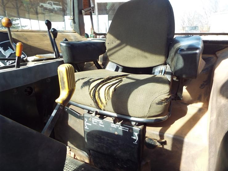 John Deere 4440 - Lot #501, 4/19/18 Equipment Auction , 4/19