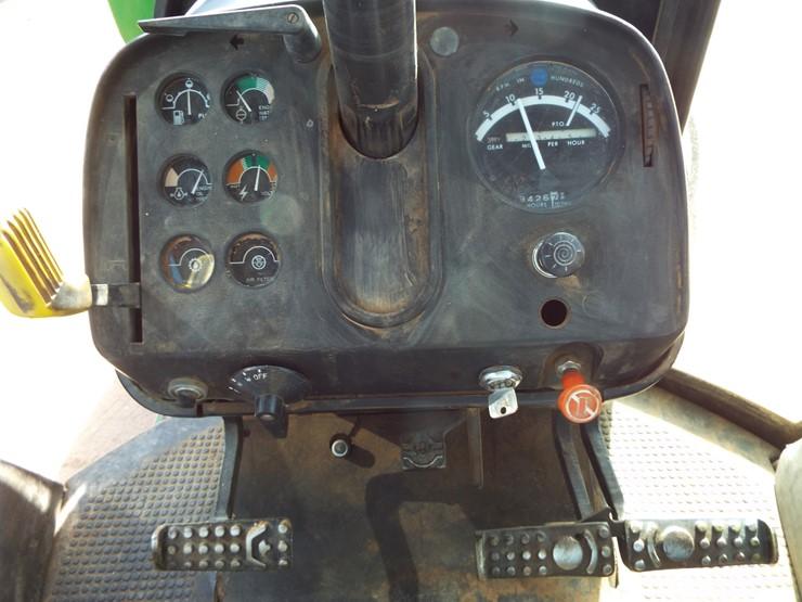 John Deere 4440 - Lot #501, 4/19/18 Equipment Auction , 4/19/2018