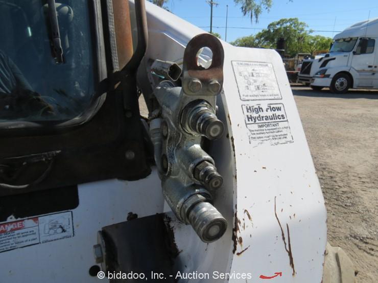 2009 Bobcat S250 - Lot #, Online Only Equipment Auction, 3