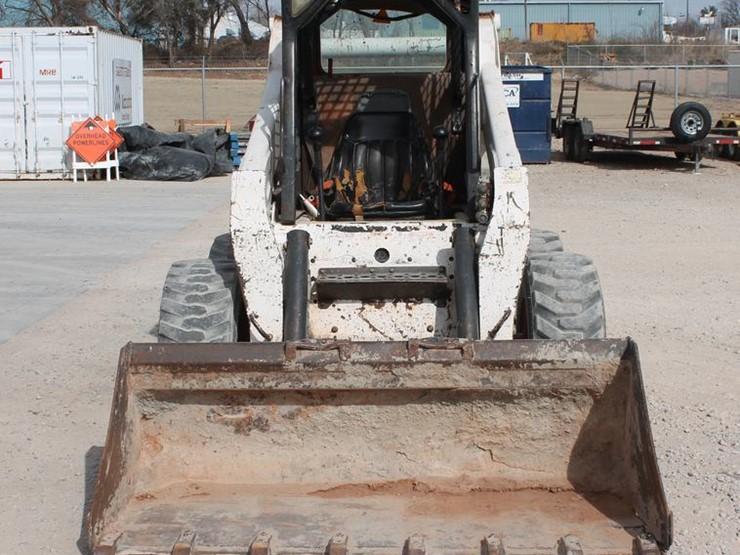 2006 Bobcat S250 - Lot #DB5122, Online Only Construction