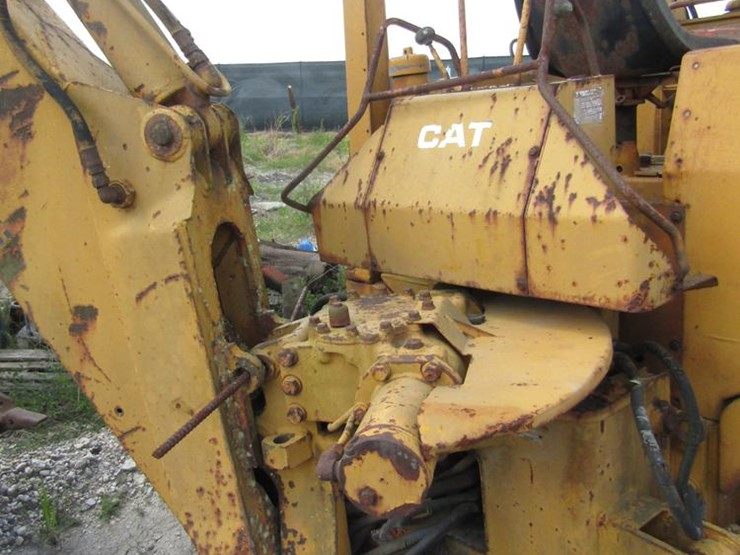 1978 Caterpillar 931 - Lot #DC7919, Online Only Construction