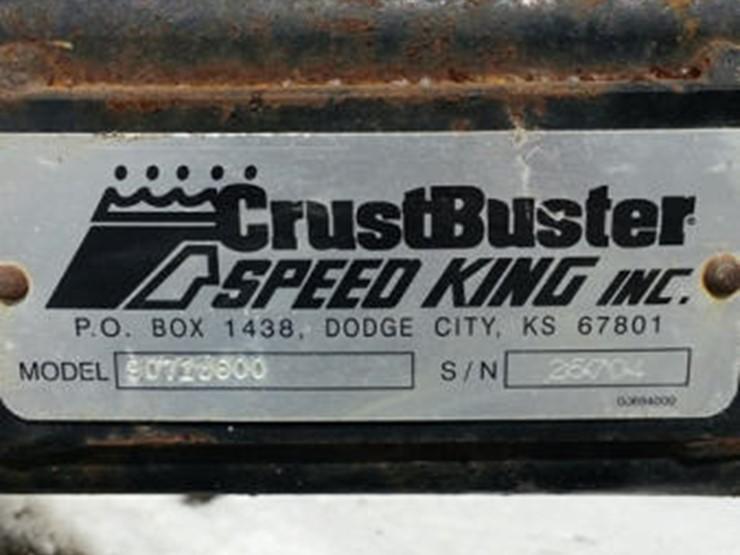 2016 Speed King Field Loader Conveyor - Lot #327, Online Only