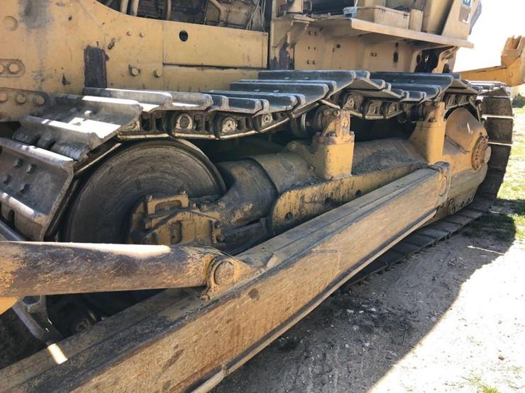 Caterpillar D9G - Lot #76, Heavy Equipment Auction, 5/18/2018, Chuck
