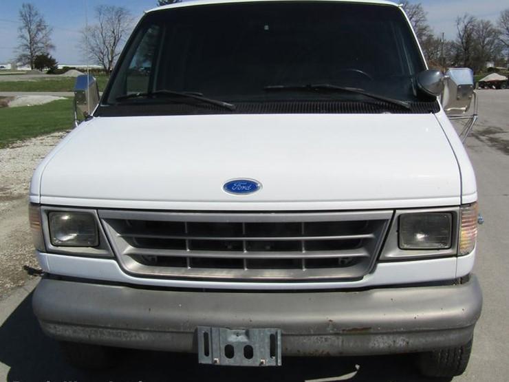 1995 ford econoline e250