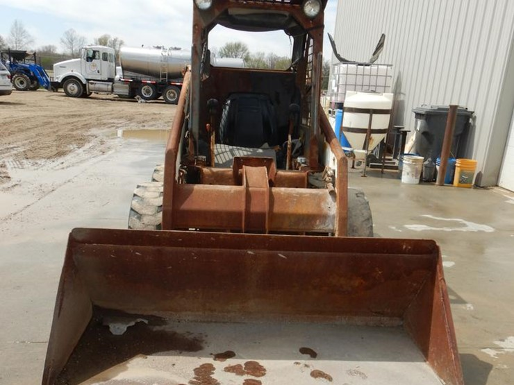 1994 Bobcat 753 - Lot #DC0446, Online Only Ag Equipment Auction, 5