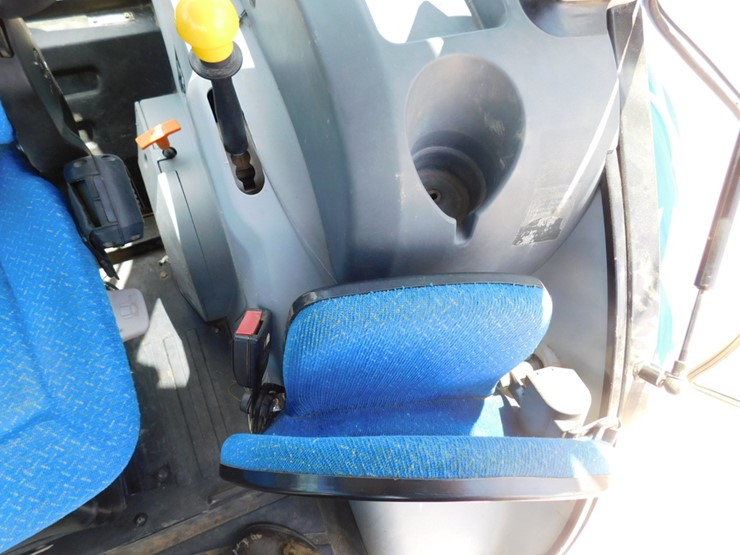 New Holland T4 75 - Lot #6103, May Online Only Farm and
