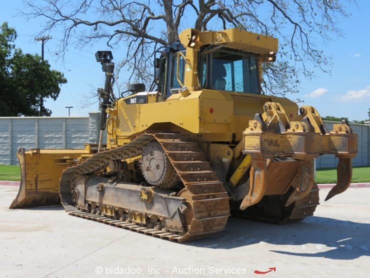 2013 Caterpillar D6T XW - Lot #, Online Only Equipment