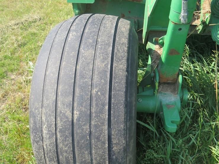 John Deere 956 - Lot #16, Farm Equipment Auction, 6/22/2018, Jack