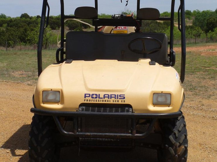 2003 Polaris RANGER - Lot #AO9326, Online Only Vehicle and