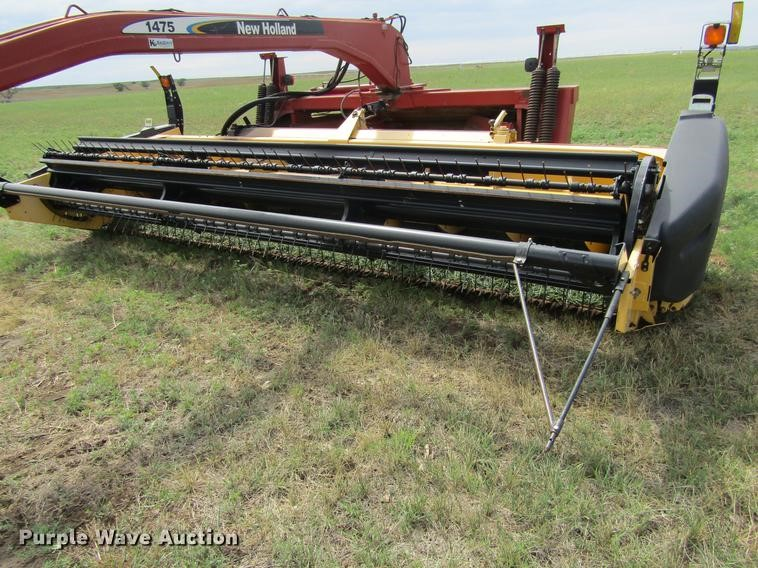 2005 New Holland 1475 - Lot #DD5677, Online Only Ag