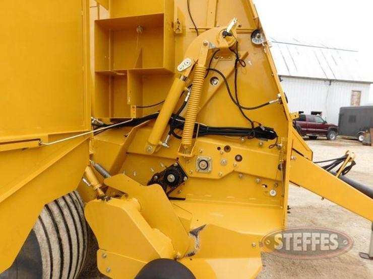 Vermeer 605M - Lot #12, Equipment Auction, 6/28/2018