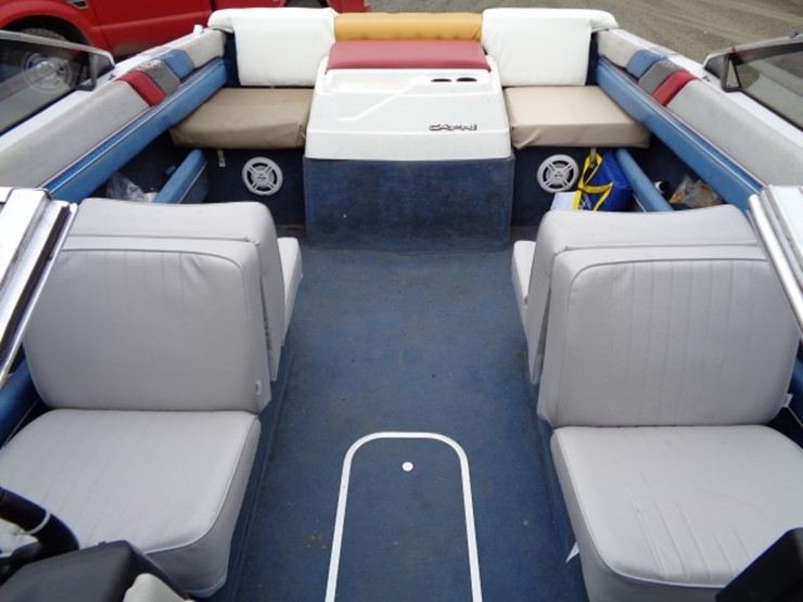 Brilliant 1987 Bayliner Capri 19 Boat Lot 7050 Online Only Caraccident5 Cool Chair Designs And Ideas Caraccident5Info