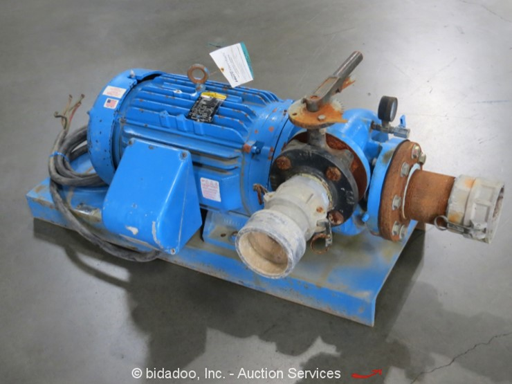 2014 Paco Pumps 10-30707-140001-2871 - Lot #, Online Only