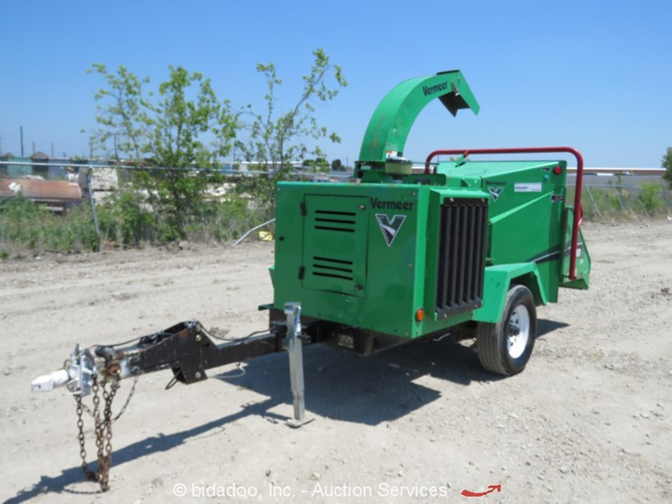 2012 Vermeer BC1000XL - Lot #, Online Only Equipment Auction