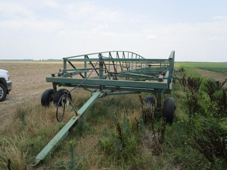 Ward Land Plane - Lot #340, Online Only Equipment Auction, 7