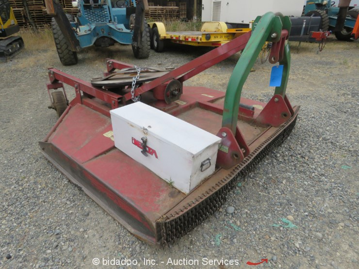 Brown Manufacturing 684 - Lot #, Online Only Equipment
