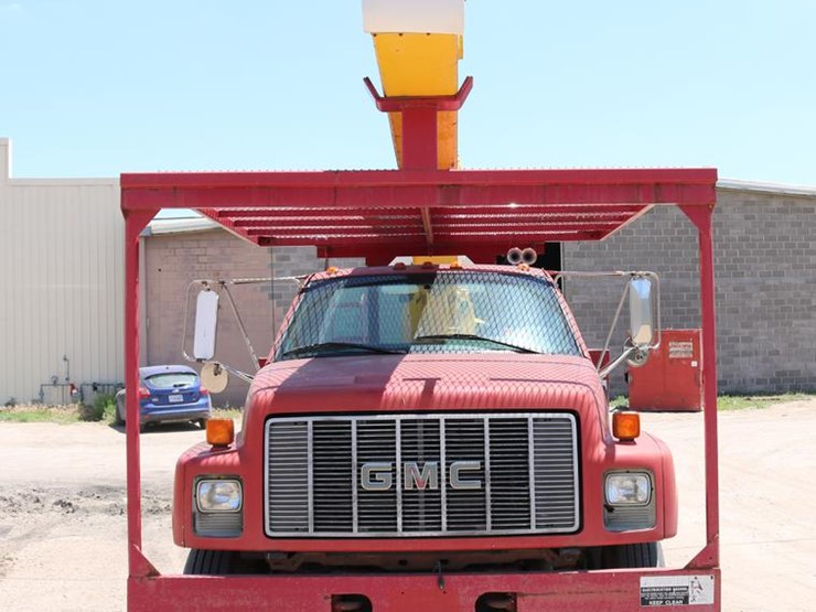 1997 GMC C7500 - Lot #DD4265, Online Only Construction Equipment