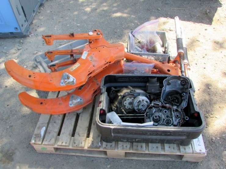 Honda Ct90 Parts Lot P 264 July 24th Online Only Equipment Auction 7 23 2018 Pickett Auction Service Auction Resource