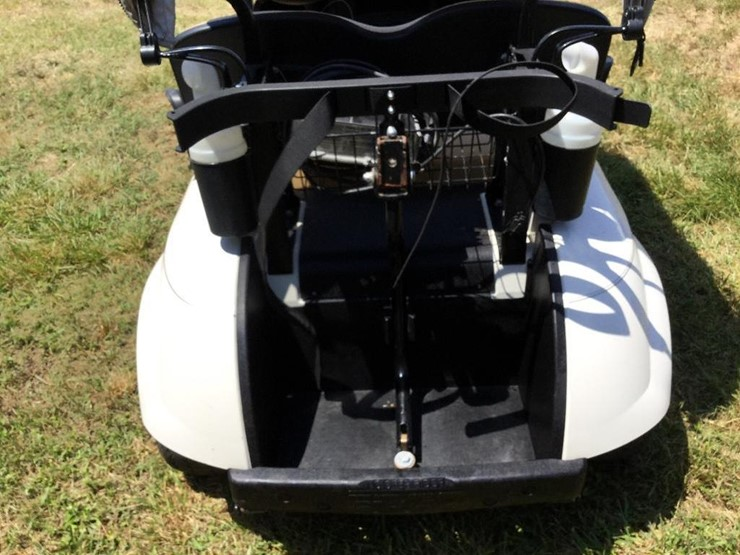 2012 EZ-Go Golf Cart - Lot #3075, Equipment Auction, 7/28/2018 ... on golf carts pull type, golf car boat, shoes boat,