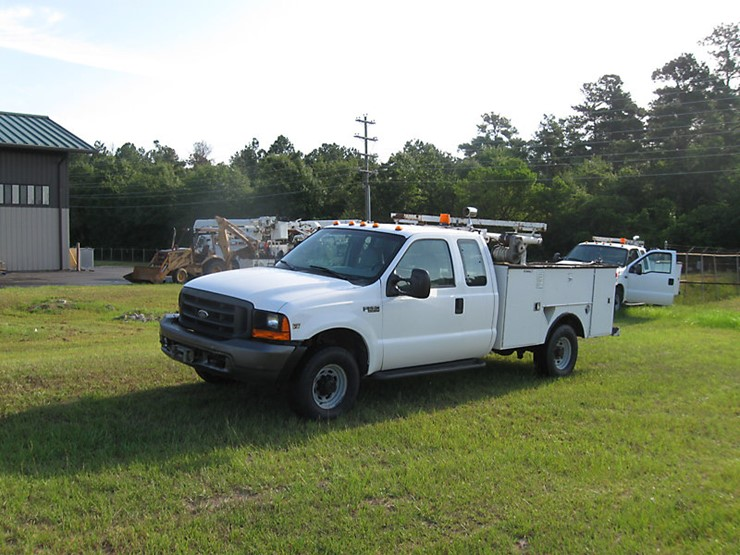 1999 ford f350 extended cab
