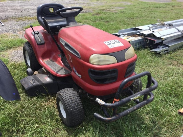 Craftsman Dlt 3000 Riding Mower 42 Deck 18 5 B S Engine Needs Battery