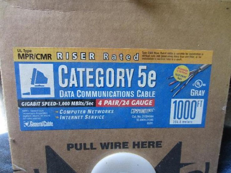 Assorted Electrical Wire, Most Appears to be 12 or 14 Gauge - Lot ...