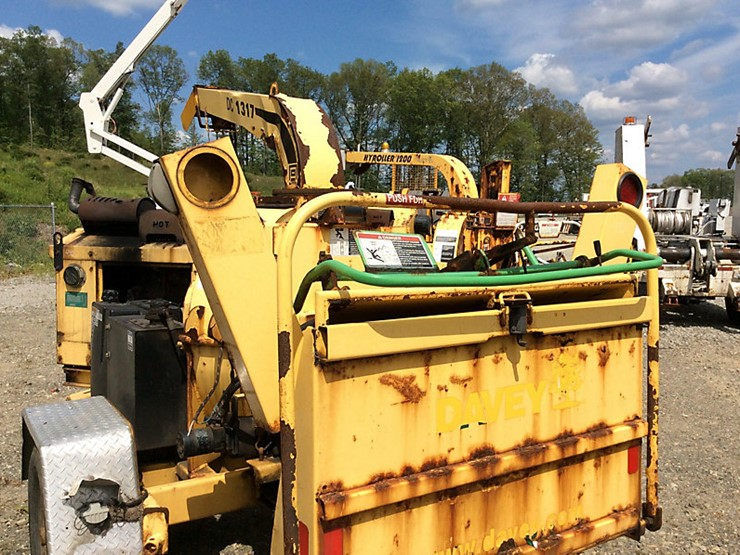 2011 Altec Environmental Products DC1317 - Lot #, Equipment