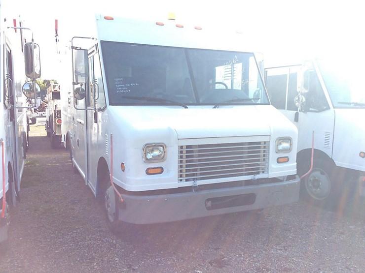 2010 Freightliner MT45 - Lot #, Equipment Auction, 8/18/2018