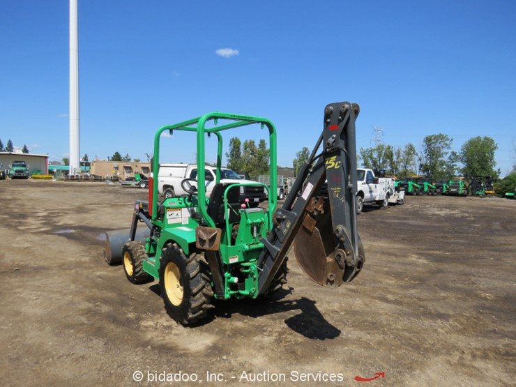2013 Terramite T5C - Lot #, Online Only Equipment Auction, 8/30/2018