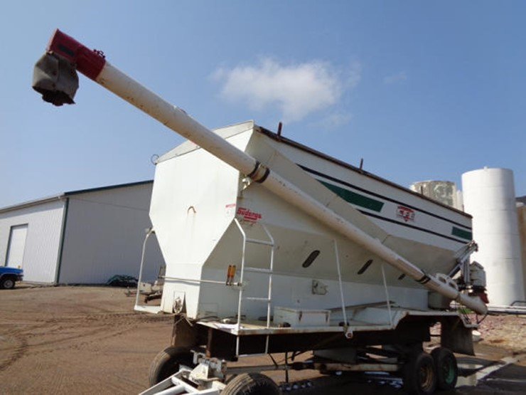 Sudenga Feed Body - Lot #461, Online Only Equipment Auction