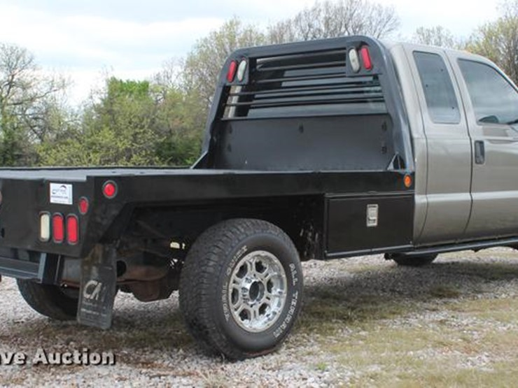 2007 ford f350 flatbed