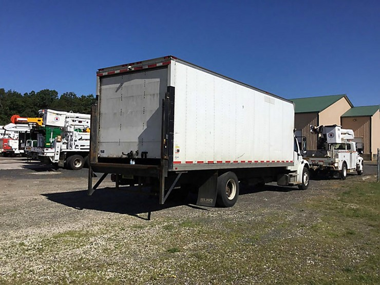 2013 Freightliner M2 106 - Lot #42584, Online Only Equipment
