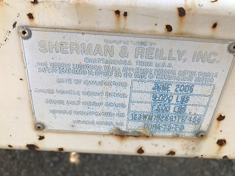 2006 Sherman & Reilly DDH-75-T Duct Dawg - Lot #, Equipment Auction ...