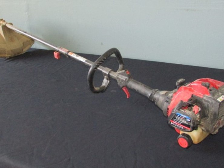 Craftsman Weed Wacker - Lot #E-928, ONLINE ONLY EQUIPMENT AUCTION, 9