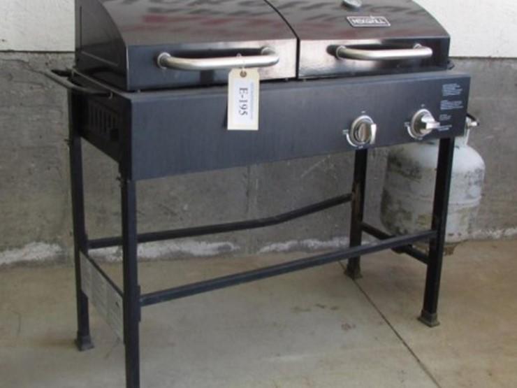 Nexgrill Gas Charcoal Combo Bbq