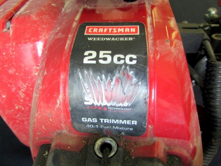 Craftsman Weed Wacker - Lot #E-928, ONLINE ONLY EQUIPMENT