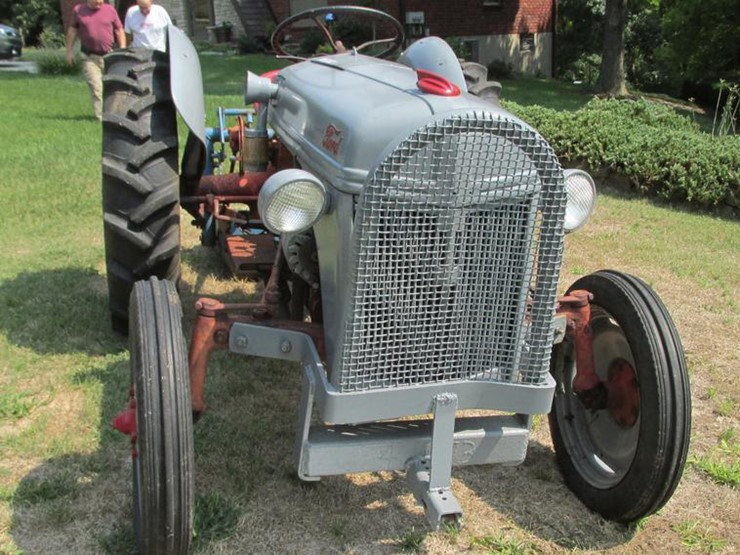 1948 Ford 8N - Lot #DX9447, Online Only Vehicle and