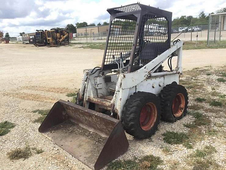 1978 Bobcat 610 - Lot #156616, Equipment Auction, 9/21/2018
