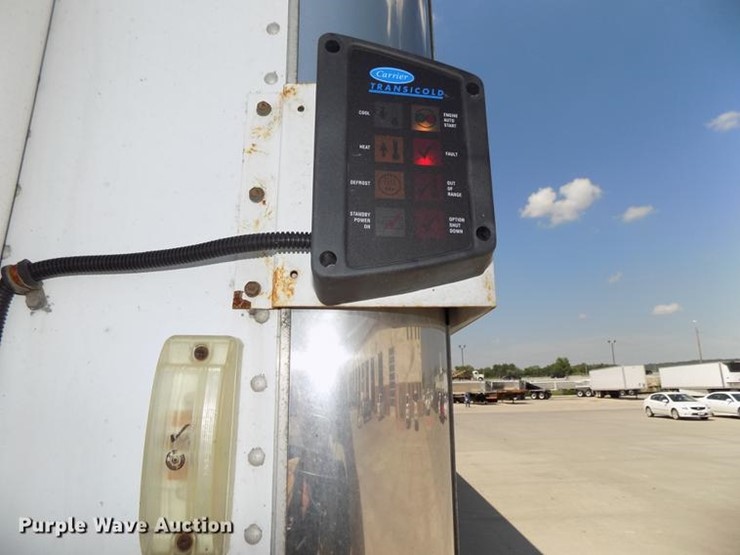 2007 Utility 3000R - Lot #DB8679, Online Only Truck and