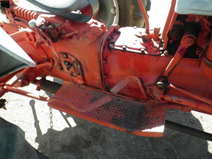 1951 Ford 8N - Lot #1155, Equipment Auction, 9/26/2018