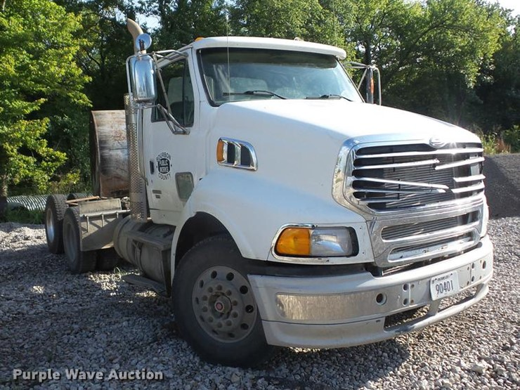 2008 Sterling AT9500 - Lot #K6252, Online Only Government