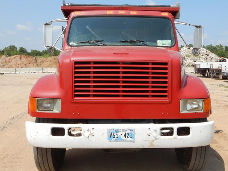 1991 International 4700 - Lot #EK9746, Online Only Construction